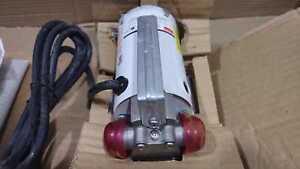 Dayton 5UXL9 Utility Flexible Impeller Pump 1/10HP 115VAC 60Hz 1.6Amps Thermally