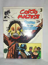 Corto Maltese Vol 3 Voodoo for the President Graphic Novel Cartoon Book EUC