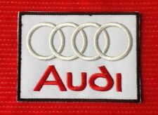 AUDI CAR LOGO A4 TT A8  BADGE IRON SEW ON PATCH