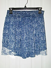 **CONVERSE ONE * STAR** Pleated mini skirt size ((2)) 100% Polyester.New/No/Tags