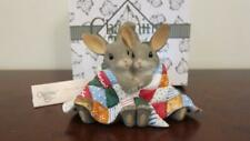 Charming Tails - You're My Snuggle Bunny - Fitz & Floyd 87/120 - In Original Box