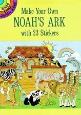 Dover Little Activity Books Stickers: Make Your Own Noah's Ark with 23...