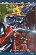 COMICS - 100% Panini Comics: Project Superpowers - N° 1 - NUOVO