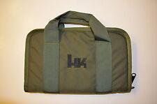 HECKLER& KOCH HK PADDED CASE BAG USP HK45 P30 P7 PSP P7M8 P7M0 P7M13 P7K3 P2000!