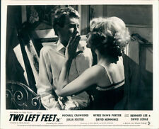 TWO LEFT FEET MICHAEL CRAWFORD NYREE DAWN PORTER LOBBY