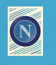 PANINI CALCIATORI 2012-2013-Figurina n.272- SCUDETTO/BADGE-NAPOLI -NEW