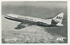 """SE.210 """"Caravelle"""" aviation/aircraft/airplane/aeroplane/airline"""