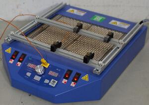 VJ Electronix/Technologies IR-1C Infrared SMT PCB Board Preheater/Pre-Heater