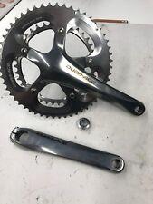 Shimano Dura Ace FC-7800 pedalier 180 mm 53/39 piezas de la bici de carrera de carretera
