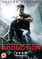 Abduction DVD (2012) Taylor Lautner, Singleton (DIR) cert 12 ***NEW***