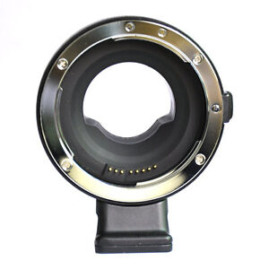 M4/3 Adapter Ring For Canon EOS EF EF-S Lens to Micro 4/3 Panasonic