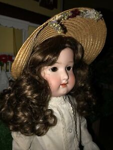 "~Antique 18""  Heubach 250 German Bisque Doll~"