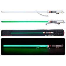 Star Wars The Black Series Luke Skywalker Force FX Lightsaber UK SELLER