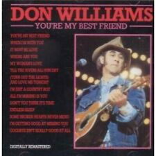 [Music CD] Don Williams - You're My Best Friend