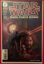 Star Wars: Dark Force Rising #1 - Dynamic Forces Signed - Comic Book - DHC