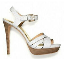 Coach White Stiletto Heels Size 6.5