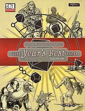 MONTE COOK PRESENTS-VOLUME ONE-THE YEAR´S BEST d20-RPG-(SC)-defects copy