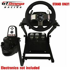 GT Omega Steering Wheel Stand pour Logitech G25, G27 Racing Wheel Shifter PRO