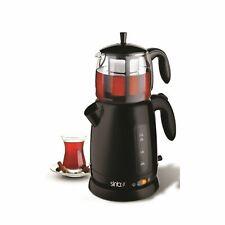 Sinbo STM 5700 Tea Maker Electrical Turkish Tea Machine Teapot Samovar Semaver