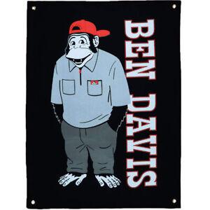 Ben Davis Fabric Banners Flag 29″ x 22″ Cotton Funky Monkey Banner