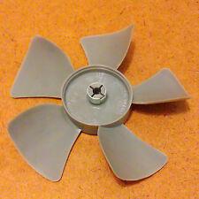 5 inch diameter Plastic Fan Blade/Propeller. 3/16 inch bore. CCW Rotation.