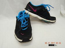 NIKE TRAINING FLEX TR2 ATHLETIC/TRAINING SHOES! SIZE 6.5! PRE-WORN! USED! AS IS!