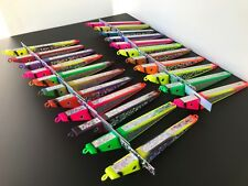 2 X 12inch Topwater Game Fishing Teasers 300mm (Pat) /Seller away until May 31