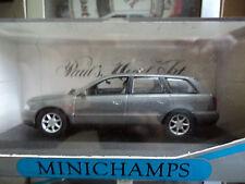 Minichamps 1/43 Audi A4 Avant 1995 grey metallic