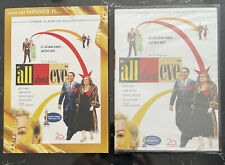 All About Eve Cinema Classics Collection 2 Dvd Set - Unopened Factory Seal
