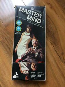 Spare Parts for Vintage 1972 Invicta Mastermind Game (Pegs / Pieces / Board etc)