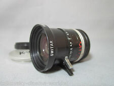 SUPER-16! BLACK KERN MACRO SWITAR MULTICOATED 1.6/10MM C-MOUNT LENS BMPCC CAMERA