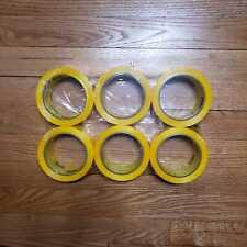 Scotch 311 Box Sealing Tape, Yellow, 48 mm x 50 m 6 Rolls