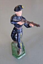 Figurine Plastic Starlux Soldier Beret Blue Aviation