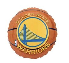 """Golden State Warriors 18"""" Balloon Birthday Party Decorations"""
