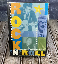 New/Sealed The History Of Rock 'N' Roll DVD - Time Life Video Brand New Sealed