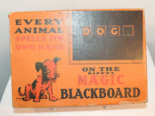 Rippon Magic Blackboard Game #5 Jr Size over 7 inches tall made in NYC (10015)