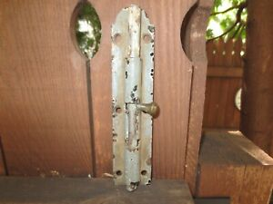 Latch Door Barn Swing Fence Chicken Hasp Hinge Cow Horse Farm Estate Steel House