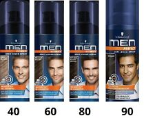 Schwarzkopf MEN Perfect Ultimate Grey Cover Hair Color Spray Nr.40, 60,80,90 NEW