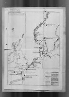 Flottenstützpunkte Norwegen bis Mittelmeer von 1940 - 1942