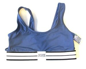 Victoria's Secret PINK Ultimate Unlined Strappy Side Sports Bra