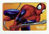 Walmart Gift Card - Spiderman - Older / 2005 Marvel - No Value - I Combine Ship