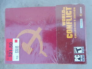 World in Conflict Collectors Edition - PC (New Factory Sealed)!