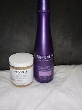 Nexxus Clean&Pure Scalp Scrub Invigorating Detox and Frizz Defy Conditioner Kit