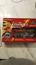 JOHNNY LIGHTNING Commemorative Limited Edition Set B 1994 - 4 colorful  Cars
