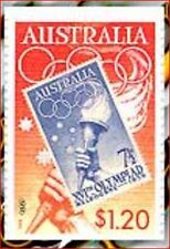 AUS9907 Sydney 2000 Olympic Games, the Olympic torch 1 pc
