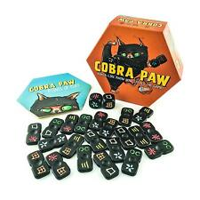 Cobra Paw Ninja Dice & Tile Game By Bananagrams Family Party CBP001 Kids Cat
