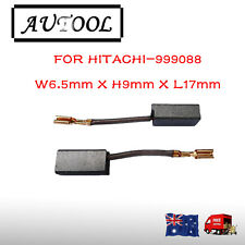 Carbon Brushes For Hitachi 999071 6.5X9X17mm G12S2  G12SE G10SD G13V CM5SB AU