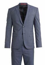 HUGO BOSS - HUGO ARTI HESTEN Suit - Mottled dark blue - Size UK42R