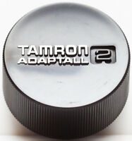 Tamron Adaptall 2 M42 Rear Lens Cap For M42 Mount Lenses Japan