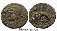 Follis URBS ROMA (326-340 Ap. J.C.) Constantine I°. Commemorative. Bronze
